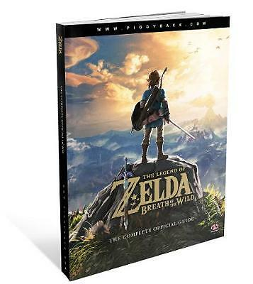 The Legend of Zelda: Breath of the Wild Complete Official Guide,