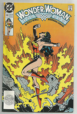 Wonder Woman # 44 * George Perez * Nice Copy *
