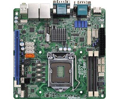 Asrock IMB-181-L Socket LGA1150 Q87 chipset Mini-ITX