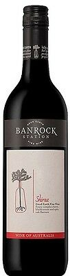 Banrock Station Shiraz 2016 (6 x 750mL), SA.