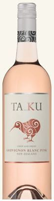 Ta_Ku `Pink` Sauvignon Blanc 2016 (6 x 750mL), Marlborough, NZ.