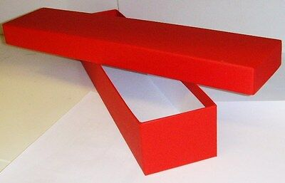 Loco/Locomotive Storage Boxes , Large (Red) with Lid - New.