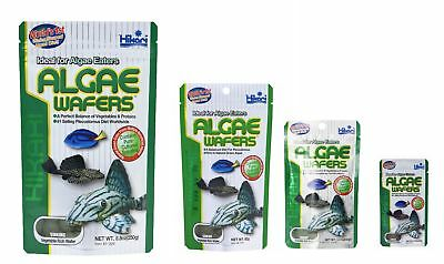 GAUFRETTES d'algues HIKARI 20g 40g 82g 250g silure PLECO TROPICAL FISH FOOD