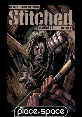 Stitched Vol 02 - Softcover