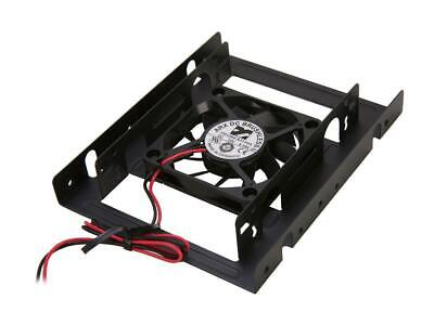 "Rosewill RDRD-11003 2.5"" SSD / HDD Mounting Kit for 3.5"" Drive Bay w/ 60mm Fan"