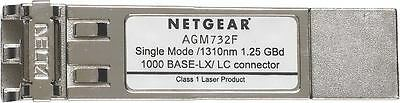 Netgear AGM732F - SINGLE MODE FIBRE LC SMALL - FORM FACTOR MODULE