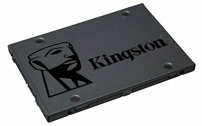 "Kingston A400 2.5"" 480GB SATA III Solid State Drive"