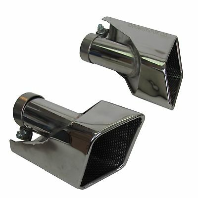 HST Exhaust tips for Range Rover SPORT supercharged Petrol tailpipe