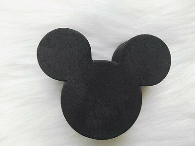 Cute Black Mickey Antenna Balls Car Aerial Ball Antenna Topper Decor Pen Ball