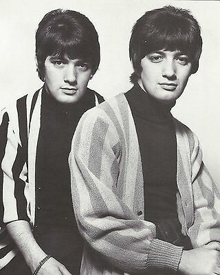 """Paul and Barry Ryan 10"""" x 8"""" Photograph no 2"""
