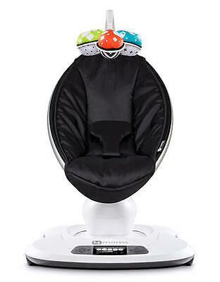 Black Classic - 4Moms, Mamaroo, Baby Swing, New In Retail Box (Newest Model)