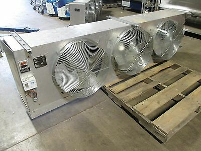 """""""bally Case Bf-300A"""" H.d. Commercial (Nsf) 3 Fans Evaporator For Walk-In Coolers"""