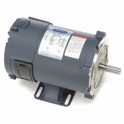 LEESON 108046.00 DC Permanent Magnet Motor,27.0A,1/3 HP