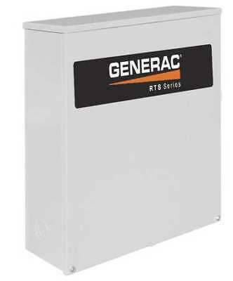 GENERAC RTSW200A3 Automatic Transfer Switch,240V,30 in. H G0293198