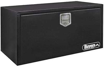 Underbody Truck Box, Black, Buyers Products, 1702103