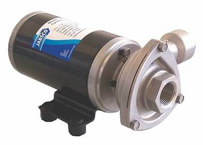 JABSCO 50860-0012 Stainless Steel 5/32 HP Centrifugal Pump 12V