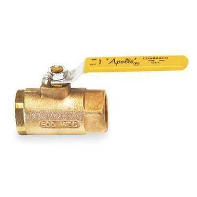 "Apollo Bronze Ball Valve Inline 1/4"", 7010101"
