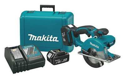 MAKITA XSC01MB Cordless Saw Kit,Li-Ion,18V G1807891