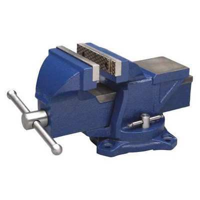 Bench Vise,Jaw 4in,Max Opening 4in