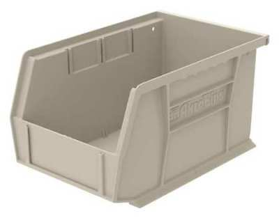 "Stone Hang and Stack Bin, 9-1/4""L x 6""W x 5""H AKRO-MILS 30237STONE"