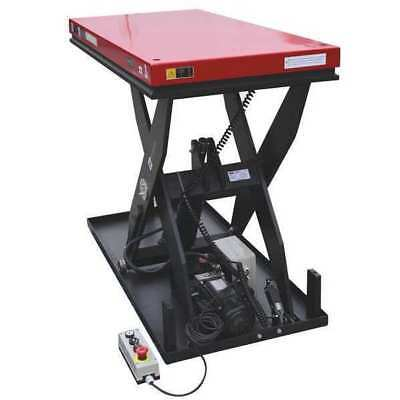 DAYTON 35KT45 Scissor Lift Table,2000 lb.,48inLx36inW G2204240