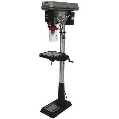 "JET 354400 Floor Drill Press,Belt,15"",3/4HP,120/240 G2169006"