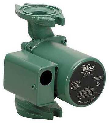 Hot Water Circulator Pump,1/25 HP TACO 007-F5