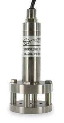 MERCOID PBLT2-15-60 Submersible Level Transmitter,To 15 PSI