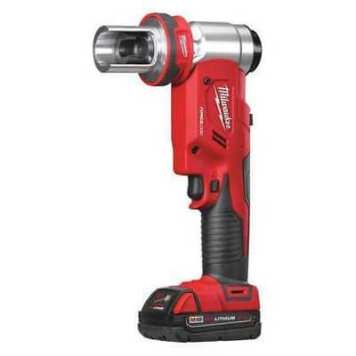 MILWAUKEE 2677-21 Cordless Knockout Tool Kit,1/2 to 2 in. G3113577