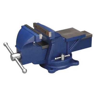 Bench Vise, Jaw 6in, Max Opening 6in WILTON 11106