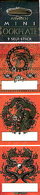 Designer Bookplates - Asian Themes