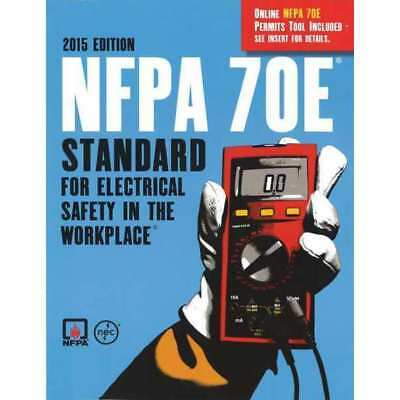 NFPA 70E15 Code Book,NFPA,Electrical,102 Pages G3709310