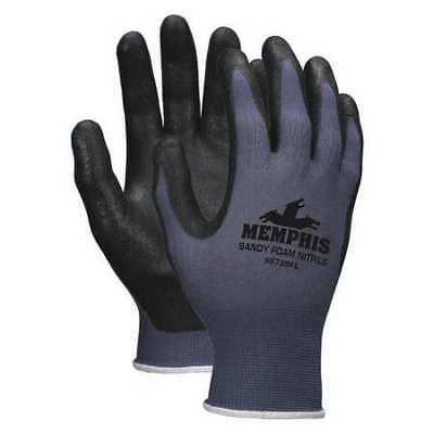 Mcr Safety Size XL Coated Gloves,9673SFXL