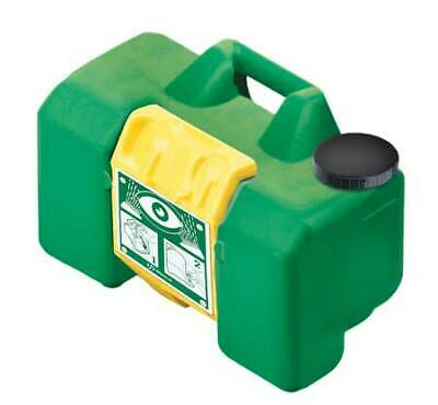 Eyewash Station,Compact,Portable,Green HAWS 7501