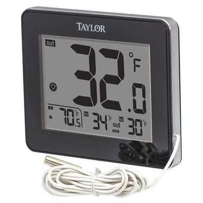 TAYLOR 1710 Digital Thermometer,-40 to 158 F,LCD G4017128