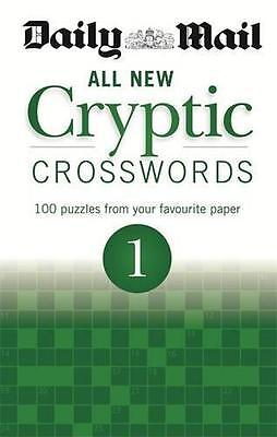 All New Daily Mail Cryptic Crosswords 1, Daily Mail | Paperback Book | 978060062