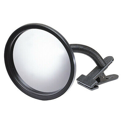 Indoor Convex Mirror,10 in dia,Hardboard ZORO SELECT DM-CFM-10-GN