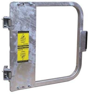 PS DOORS LSG-36-GAL Safety Gate, 34-3/4 to 38-1/2 In, Steel