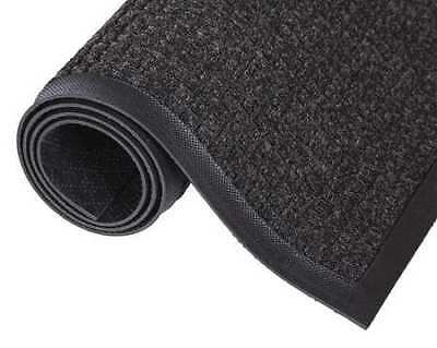 "Wiper/Scraper Mat,Charcoal,2ft 9""x4ft 9"" CONDOR 30CL95"