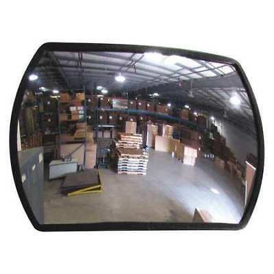 SEE ALL INDUSTRIES RR1218 Indoor Convex Mirror,Rctnglr,12inx18in