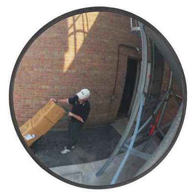 SEE ALL INDUSTRIES LXO36 Outdoor Convex Mirror,36in,Polycarbonate