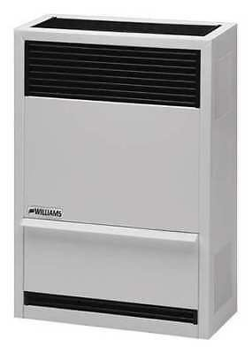 WILLIAMS COMFORT PRODUCTS 1403822 Gas Wall Furnace,Direct,NG,14000BtuH G9612967