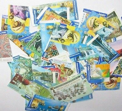 Australia $350 High Value International Stamp Unfranked With Out Gum Tax Invoice