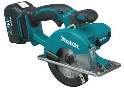 MAKITA XSC01 Cordless Circular Saw Kit, 18V, 5-3/8 In