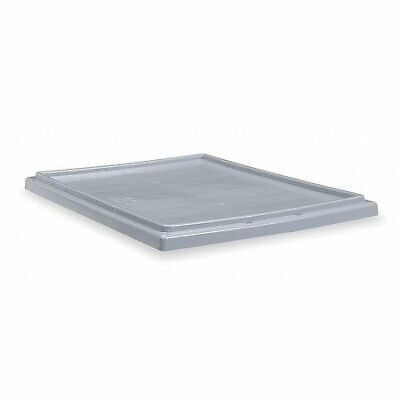 Nest/Stack Lid,Gray,15-1/2x3/4x23-1/2 AKRO-MILS 35241GREY