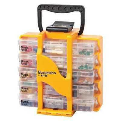 EATON BUSSMANN Fuse-Caddy1 Automotive Glass and Blade Fuse Kit 270 pieces