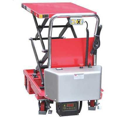 DAYTON 35KT55 Scissor Lift Table,40inLx20-1/2inW G6128565