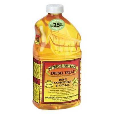 HOWES LUBRICANTS 103060 Diesel Fuel Additive,Amber,64 oz. G5573289