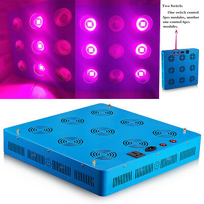 Bestva Full Spectrum 600W-2700W COB LED Grow Light For Indoor Hydropnic Plant