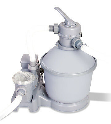 Bestway Flowclear Sand Filter for Swimming Pools 3,785 L/h (1,000 gal/h) #58400